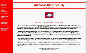 Arkansas State Society
