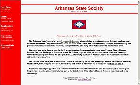 Arkansas State Society