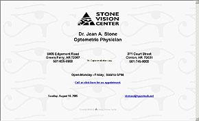 Stone Vision Center